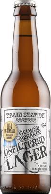 [kuva: Train Station Brewery Groundbreaker(© Alko)]