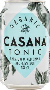 [kuva: Casana Tonic Organic Mixed Drink tölkki(© Alko)]