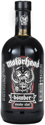 [kuva: Motörhead Bömber Smoky Shot(© Alko)]