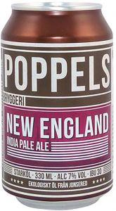 [kuva: Poppels New England India Pale Ale tölkki(© Alko)]