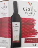 [kuva: Gallo Family Vineyards Cabernet Sauvignon 2015 hanapakkaus]