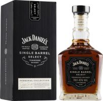 [kuva: Jack Daniel's Single Barrel The Riff Personal Collection]