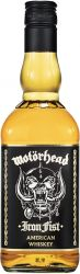 [kuva: Motörhead Iron Fist American Whiskey]