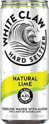 [kuva: White Claw Hard Seltzer Lime tölkki]