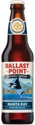 [kuva: Ballast Point Manta Ray Double IPA]