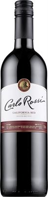 [kuva: Carlo Rossi California Red(© Alko)]