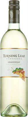 [kuva: Turning Leaf Chardonnay 2015(© Alko)]