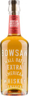 [kuva: Bowsaw Small Batch Straight Corn American Whiskey(© Alko)]