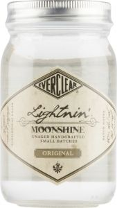 [kuva: Everclear Lightnin' Moonshine Original muu(© Alko)]