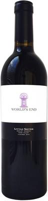 [kuva: Worlds End Little Sister Merlot Reserve 2010 2010(© Alko)]