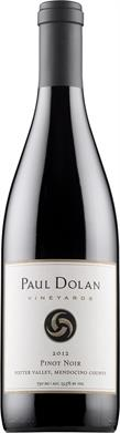 [kuva: Paul Dolan Potter Valley Pinot Noir 2012(© Alko)]