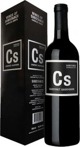 Substance Cs Cabernet Sauvignon 2018
