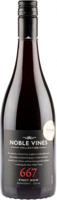 [kuva: Noble Vines 667 Pinot Noir 2014(© Alko)]