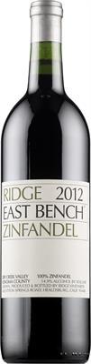 [kuva: Ridge East Bench Zinfandel 2012(© Alko)]