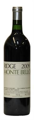 [kuva: Ridge Monte Bello 2009(© Alko)]
