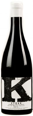 [kuva: K Powerline Estate Syrah 2014(© Alko)]