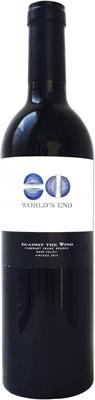 [kuva: Worlds End Against the Wind Cabernet Franc Reserve 2010 2010(© Alko)]