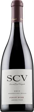 [kuva: SCV Freestone Hills Pinot Noir 2011(© Alko)]