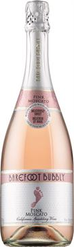 Barefoot Bubbly Pink Moscato Sweet