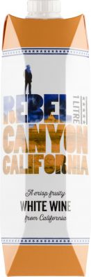 [kuva: Rebel Canyon California kartonkitölkki(© Alko)]