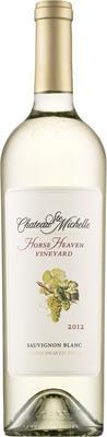 [kuva: Chateau Ste Michelle Horse Heaven Vineyard Sauvignon Blanc 2012(© Alko)]