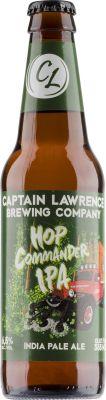 [kuva: Captain Lawrence Hop Commander IPA(© Alko)]