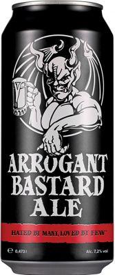 [kuva: Stone Arrogant Bastard tölkki(© Alko)]