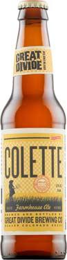 [kuva: Great Divide Colette Farmhouse Ale(© Alko)]