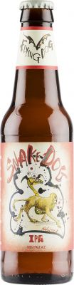 [kuva: Flying Dog Snake Dog IPA(© Alko)]