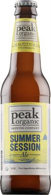 [kuva: Peak Organic Summer Session Ale(© Alko)]