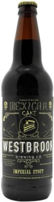 [kuva: Westbrook Mexican Cake Imperial Stout(© Alko)]
