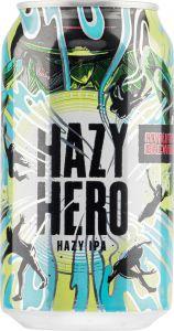[kuva: Revolution Hazy Hero Hazy IPA tölkki(© Alko)]