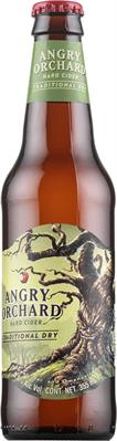 [kuva: Angry Orchard Traditional Dry Hard Cider(© Alko)]
