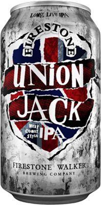 [kuva: Firestone Walker Union Jack IPA tölkki(© Alko)]