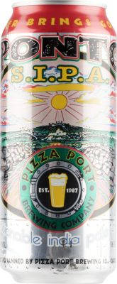 [kuva: Pizza Port Ponto Session IPA tölkki(© Alko)]