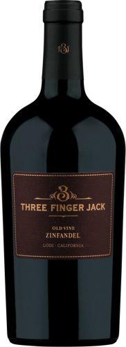 3 Finger Jack Old Vine Zinfandel 2016