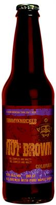 [kuva: Tommyknocker Imperial Nut Brown Ale(© Alko)]