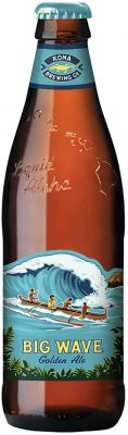 [kuva: Kona Big Wave Golden Ale(© Alko)]