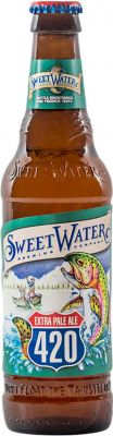 [kuva: SweetWater 420 Extra Pale Ale(© Alko)]