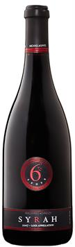 [kuva: Michael David 6th Sense Syrah 2017(© Alko)]