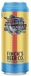 [kuva: Finch's Beer Wet Hot American Wheat(© Alko)]