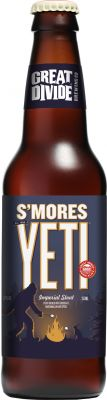 [kuva: Great Divide S'mores Yeti Imperial Stout(© Alko)]