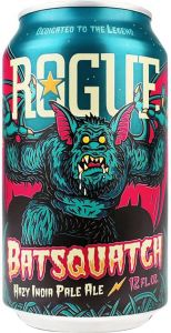 [kuva: Rogue Batsquatch Hazy India Pale Ale tölkki(© Alko)]