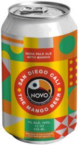 [kuva: Novo Brazil The Mango Beer tölkki(© Alko)]