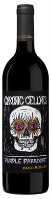 [kuva: Chronic Cellars Purple Paradise 2014]