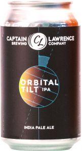[kuva: Captain Lawrence Orbital Tilt IPA tölkki(© Alko)]
