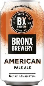 [kuva: Bronx American Pale Ale tölkki(© Alko)]
