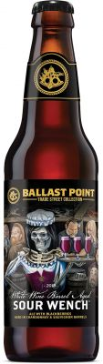 [kuva: Ballast Point White Wine Barrel Aged Sour Wench(© Alko)]