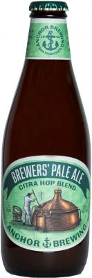 [kuva: Anchor Brewers' Pale Ale Citra Hop Blend(© Alko)]