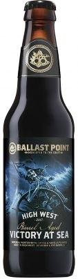 [kuva: Ballast Point High West Barrel Aged Victory At Sea 2018(© Alko)]